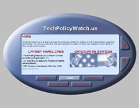 www.TechPolicyWatch.us